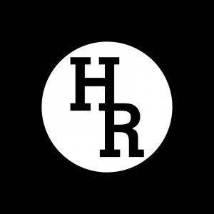 Hank Ruff HR Icon Logo